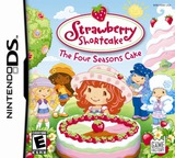 Strawberry Shortcake - The Four Seasons Cake DS cover (YSXE)