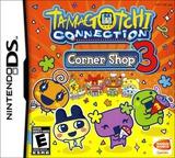 Tamagotchi Connection - Corner Shop 3 DS cover (YT3E)