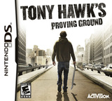 Tony Hawk's Proving Ground DS cover (YT9E)