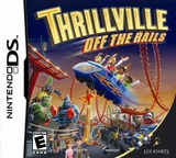 Thrillville - Off the Rails DS cover (YTVE)