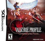 Valkyrie Profile - Covenant of the Plume DS cover (YVPE)