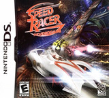 Speed Racer - The Videogame DS cover (YYRE)