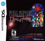 Final Fantasy Crystal Chronicles - Ring of Fates DS cover (AFXE)