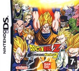Dragon Ball Z - Supersonic Warriors 2 DS cover (ADBP)