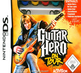 Guitar Hero - On Tour DS cover (YGHX)
