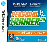 Personal Trainer DS for Men DS cover (C7MP)