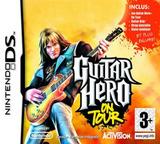 Guitar Hero - On Tour pochette DS (YGHX)