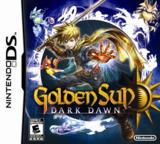 Golden Sun - Dark Dawn DS cover (BO5E)