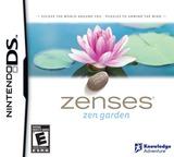 Zenses - Zen Garden DS cover (BZGE)