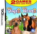 Petz - Dogz 2 DS cover (YD2E)