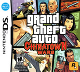 Grand Theft Auto - Chinatown Wars DS cover (YGXE)