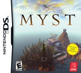 Myst DS cover (YMYE)