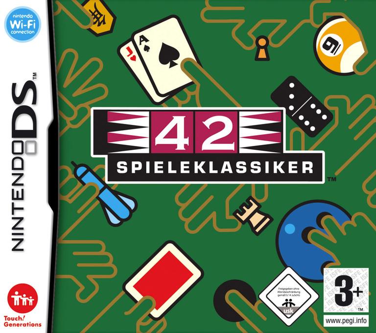 42 Spieleklassiker DS coverHQ (ATDP)