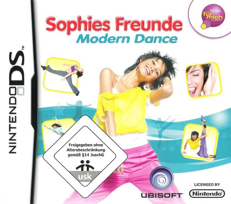 Sophies Freunde - Modern Dance DS coverHQ (CDSP)