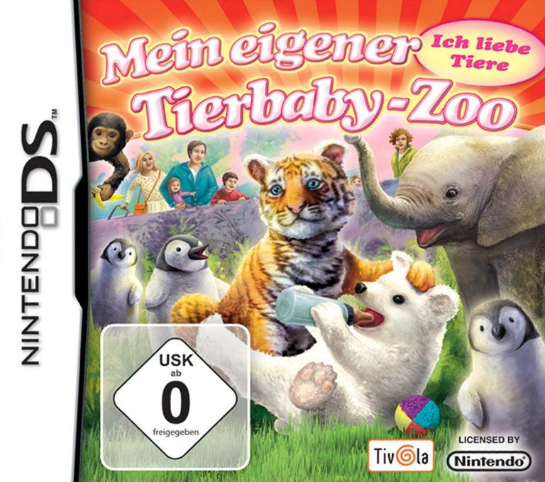 Mein Eigener Tierbaby-Zoo DS coverHQ (CZLP)