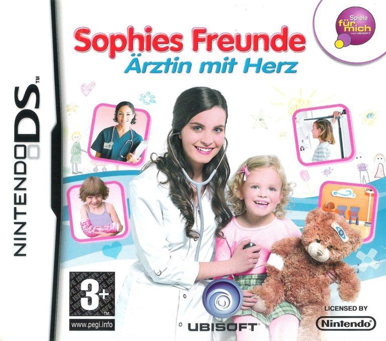 Sophies Freunde  - Ärztin mit Herz DS coverHQ (CZMP)
