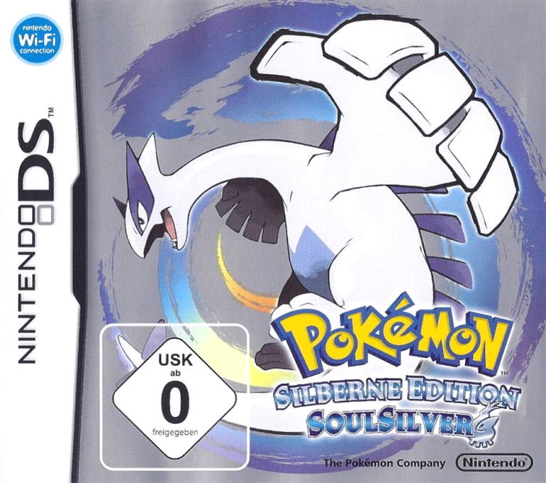 Pokémon - Silberne Edition SoulSilver DS coverHQ (IPGD)
