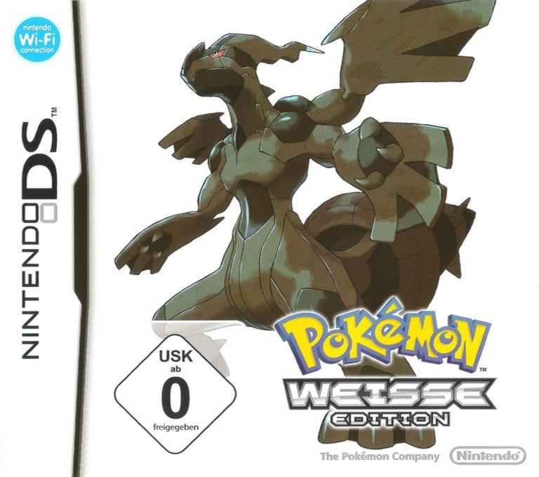 Pokémon - Weisse Edition DS coverHQ (IRAD)