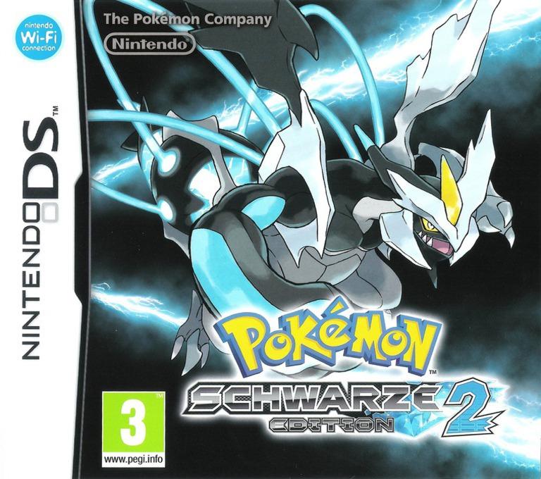 Pokémon - Schwarze Edition 2 DS coverHQ (IRED)