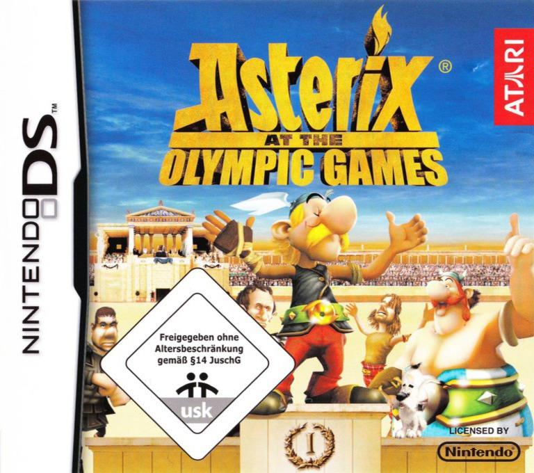 Asterix bei den Olympischen Spielen DS coverHQ (YRZP)