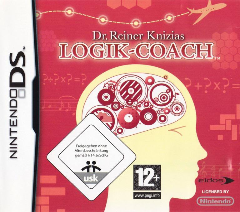 Dr Reiner Knizias Logik-Coach DS coverHQ (YSQP)