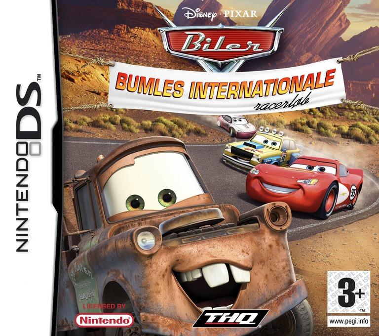 Biler - Bumles Internationale Racerløb DS coverHQ (YCMP)