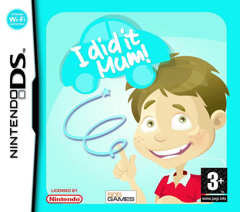 I Did It Mum! - Boy DS coverHQ (A2HP)