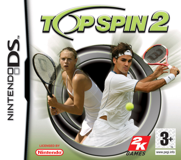 Top Spin 2 DS coverHQ (A2TP)