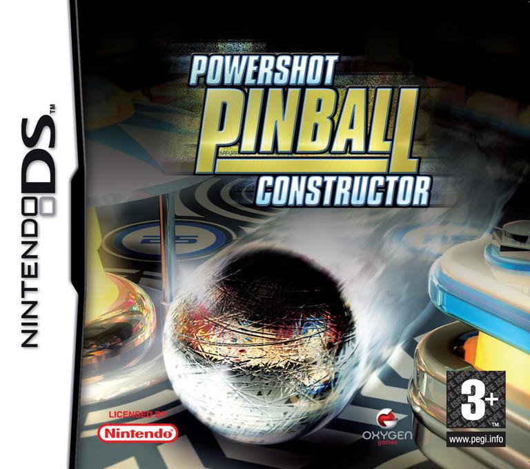 Powershot Pinball Constructor DS coverHQ (A3RP)