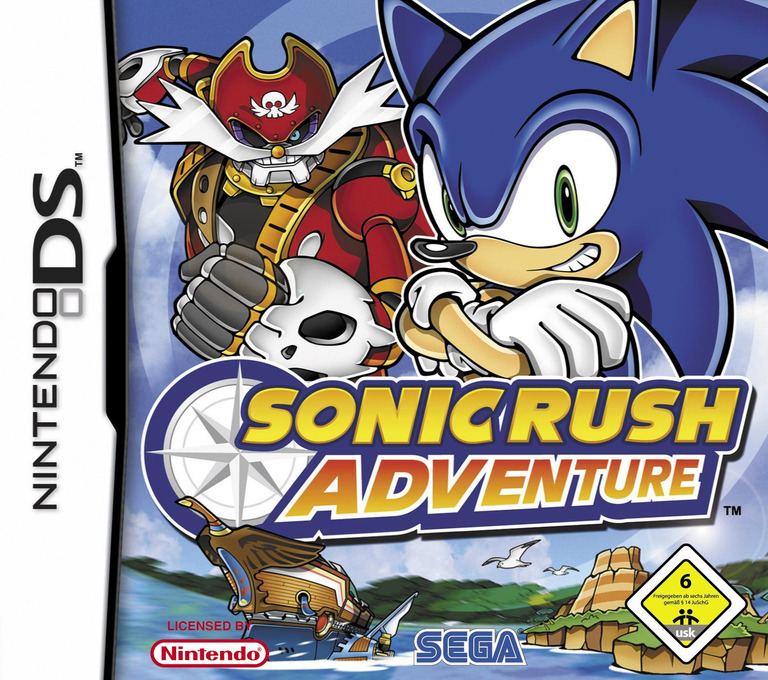 Sonic Rush Adventure DS coverHQ (A3YD)