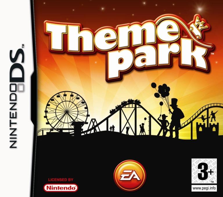 Theme Park DS coverHQ (A8QP)