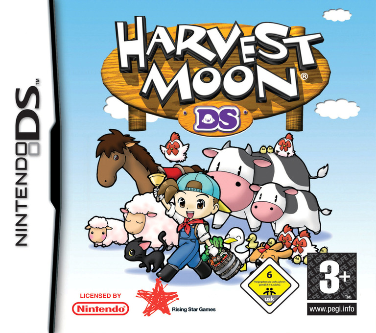 Harvest Moon DS DS coverHQ (ABCP)