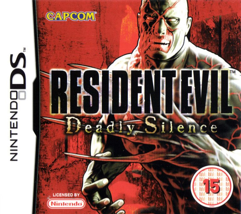 Resident Evil - Deadly Silence DS coverHQ (ABHP)