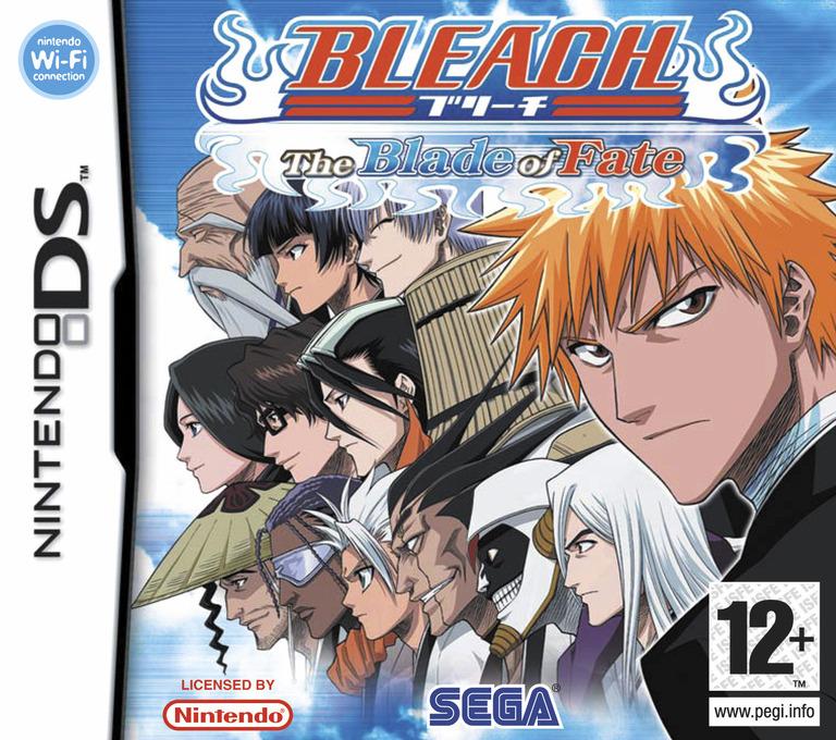 Bleach - The Blade of Fate DS coverHQ (ABLP)