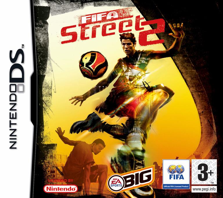 FIFA Street 2 DS coverHQ (AFSP)