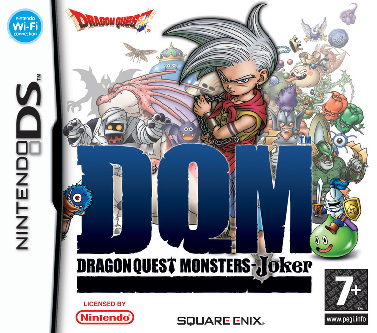 Dragon Quest Monsters - Joker DS coverHQ (AJRP)