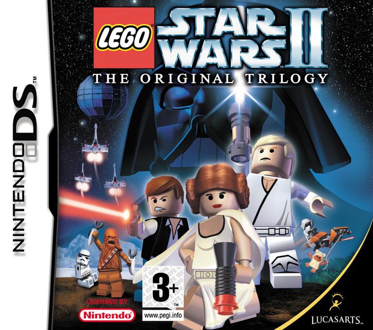 LEGO Star Wars II - The Original Trilogy DS coverHQ (AL7P)
