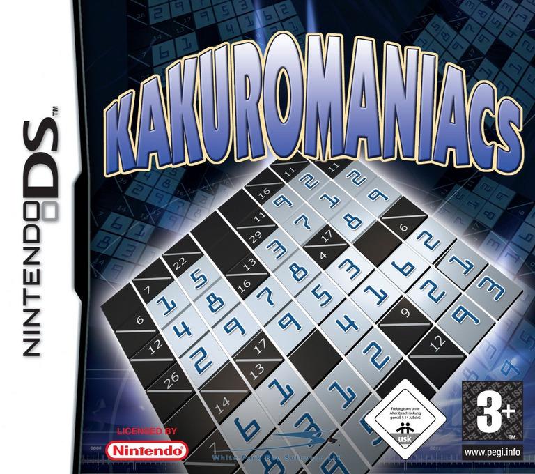 Kakuromaniacs DS coverHQ (ALQP)