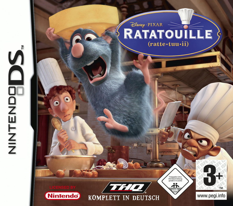 Ratatouille DS coverHQ (ALWD)