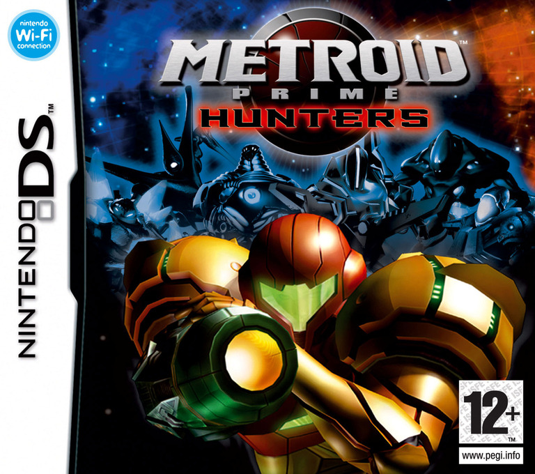 Metroid Prime - Hunters DS coverHQ (AMHP)