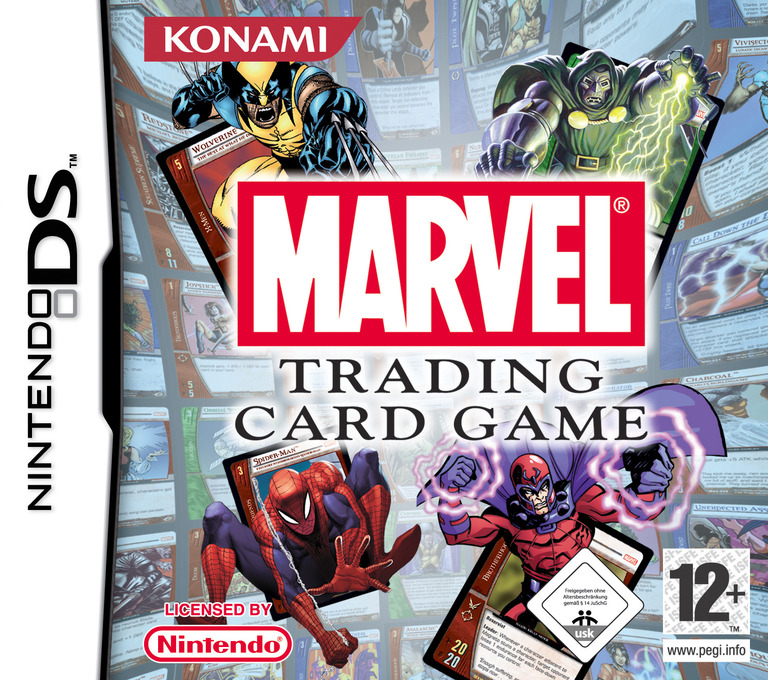 Marvel Trading Card Game DS coverHQ (AMLP)
