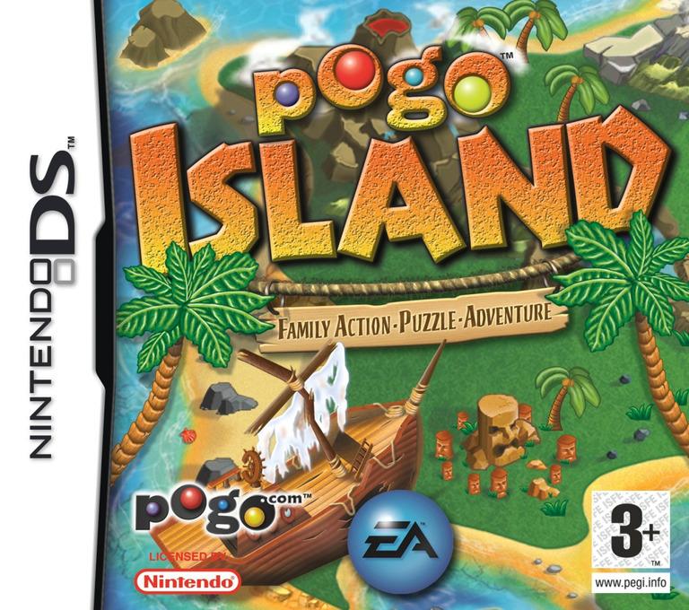 Pogo Island DS coverHQ (AO3P)