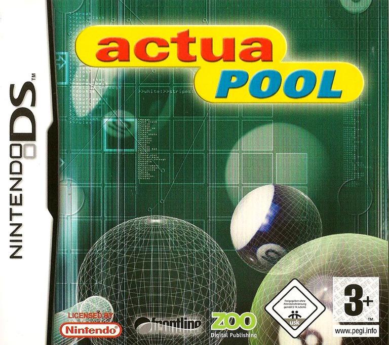 Actua Pool DS coverHQ (AOLF)