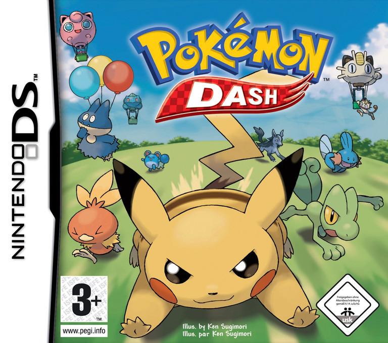 Pokémon Dash DS coverHQ (APDP)