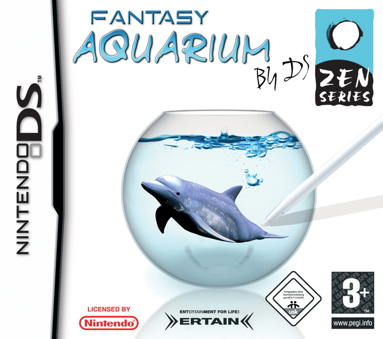Fantasy Aquarium by DS DS coverHQ (AQ7P)