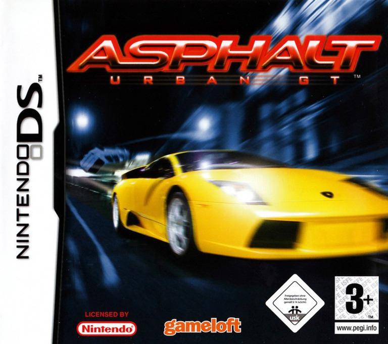 Asphalt - Urban GT DS coverHQ (ASHP)