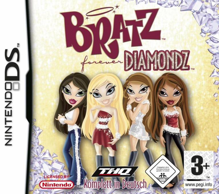 Bratz - Forever Diamondz DS coverHQ (AVDD)