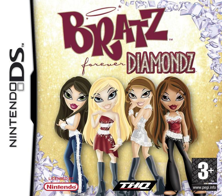 Bratz - Forever Diamondz DS coverHQ (AVDF)