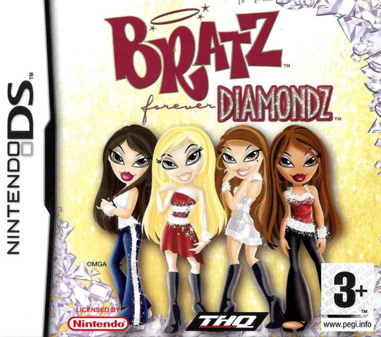 Bratz - Forever Diamondz DS coverHQ (AVDP)