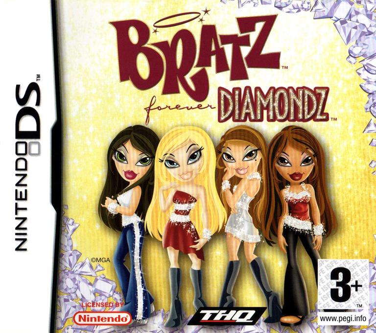 Bratz - Forever Diamondz DS coverHQ (AVDS)